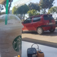 Photo taken at Starbucks by Okan A. on 5/1/2018