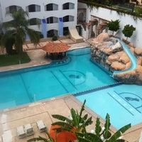 Photo taken at Hotel Gran Plaza by Fernando B. on 7/24/2013