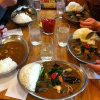 Foto tomada en カレーの店 プーさん por S H. el 12/26/2012