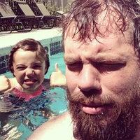 Photo taken at Greenhaven Oak's Pool #2 by Jason Christopher S. on 8/22/2013