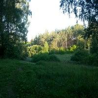 Photo taken at Buivydiškių parkas by Artaz S. on 7/5/2014