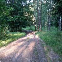 Photo taken at Buivydiškių parkas by Artaz S. on 7/9/2014