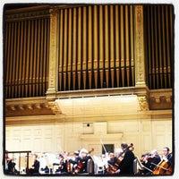 10/10/2012 tarihinde Molly Z.ziyaretçi tarafından Symphony Hall'de çekilen fotoğraf