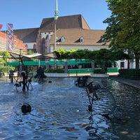 Foto diambil di Tinguely-Brunnen oleh Omi pada 6/23/2018