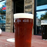 Photo taken at Hogshead Brewery by Gordon W. on 10/4/2014