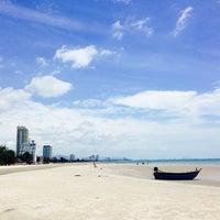 Photo taken at Hua Hin Sea view paradise Condo by Marta K. on 7/16/2014