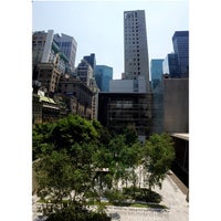 Photo taken at MoMA Sculpture Garden by Brody J. on 6/24/2013