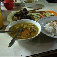 Photo taken at Soto Kudus by Gabby Z. on 12/19/2013