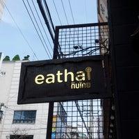 Photo taken at Eathai by Hugh C. on 6/16/2013