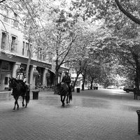 Photo taken at Occidental Square by Seth Y. on 6/20/2013