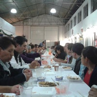 Photo taken at Comunidad Cristiana Betania by Abraham L. on 12/18/2014