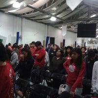 Photo taken at Comunidad Cristiana Betania by Abraham L. on 7/18/2013
