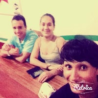 Photo taken at La Mamma Pizzaria by Anderson A. on 7/28/2014