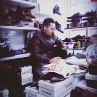 Photo taken at By Mert Shoes by Saadettin K. on 1/17/2015