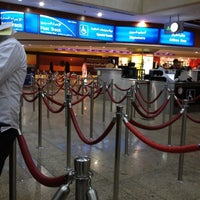 Photo taken at Passport Control by Deddy F. on 12/13/2012