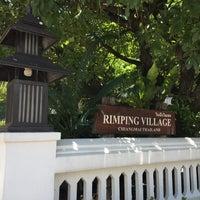 Photo taken at Rimping Village Hotel by Nana on 8/28/2017