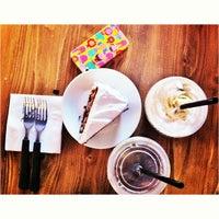 Photo taken at Café Kivhan Coffee® by sarah c. on 8/8/2013