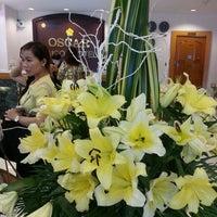 Photo taken at Oscar Saigon Hotel Ho Chi Minh City by Angel L. on 5/7/2013