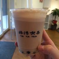 Photo taken at TA TA TEA by しんや あ. on 5/11/2015