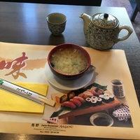 Photo taken at Nagano Japanese Restaurant by Ali K. on 3/14/2016