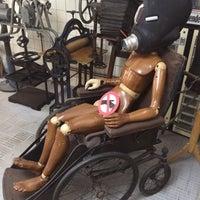 Foto scattata a Designpanoptikum - surreales Museum für industrielle Objekte da Eckart E. il 10/17/2014