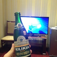 Photo taken at Forum hotel by Nikita Z. on 9/22/2014