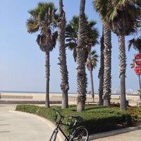 Photo taken at Sea Mist Skate & Bike Rentals by Alexander S. on 10/25/2013