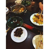 Photo taken at YHY BBQ Steamboat by Hello M. on 10/2/2014
