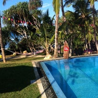 Photo taken at Underneath The Mango Tree - UTMT Beach & Spa Resort by Aleximander on 3/20/2014