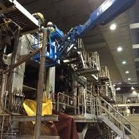 Photo taken at skg papermil plant dorney by John E J. on 7/29/2014