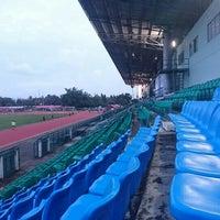 Photo taken at Surakul Sports Stadium by MNTMIINNT on 7/13/2016