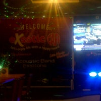 Photo taken at Exsotic cafe jombang, east java by Hendra A. on 10/7/2014