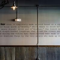 Photo taken at Drekker Brewing Company by Drekker Brewing Company on 10/28/2014