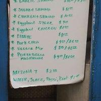 Photo taken at Blue Truck Teppanyaki by Brian L. on 3/10/2014