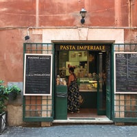 Photo taken at Pasta Imperiale by Daniel K. on 8/24/2018