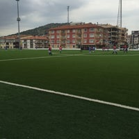 Photo taken at Karapürçek Stadı by Arda Ö. on 5/25/2016