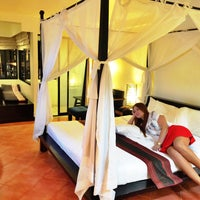 Photo taken at Avantika Boutique Hotel by Revina R. on 9/2/2015
