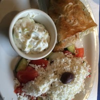 the achillion greek restaurant in downtown prince george