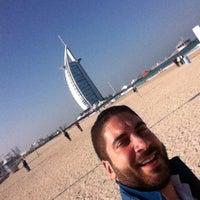 Photo taken at Burj Alarab cafe by Emre B. on 12/18/2014