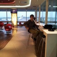 Photo taken at Murtala Muhammed International Airport (LOS) by Nail B. on 2/5/2013