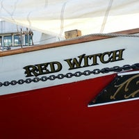 Photo taken at Red Witch Sailboat by Martin G. on 7/10/2013
