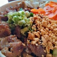Photo taken at Nam Vietnamese Eatery by Alan L. on 7/7/2015