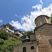 Photo taken at Манастир Свети Јоаким Осоговски / Joachim of Osogovo Monastery by маријана 🐾 on 5/29/2017