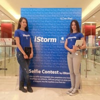 Photo taken at iStorm by Άρης Γ. on 5/31/2014