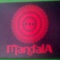 Photo taken at Mandala by Pipe R. on 10/21/2014