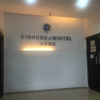 Photo taken at Dinas Perhubungan Komunikasi Informasi dan Telematika by Rika  U. on 12/6/2016