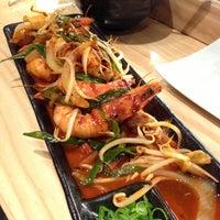 Photo taken at Uasabi Japanese Resto Bar by Ivan D. on 4/20/2013