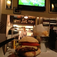 Photo taken at Sports Bar & Grill by Romain D. on 3/10/2013