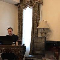 Photo taken at 1840s Carrollton Inn by Alan F. on 5/11/2017