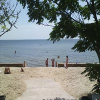 Снимок сделан в Пляж Коблево пользователем Юля І. 7/19/2014